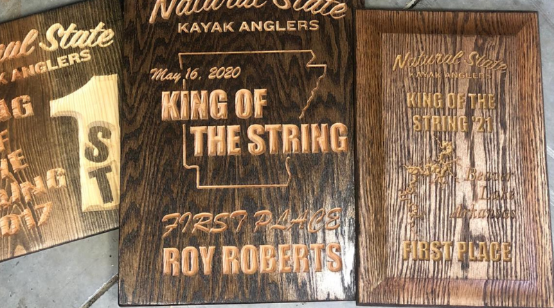 Roberts Three-Peats as NWA King of the String Champion